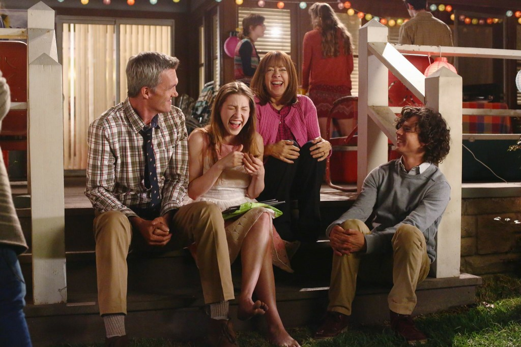 Heck family - The Middle