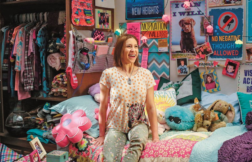 Sue Heck The Middle College Dorm Room Part 43
