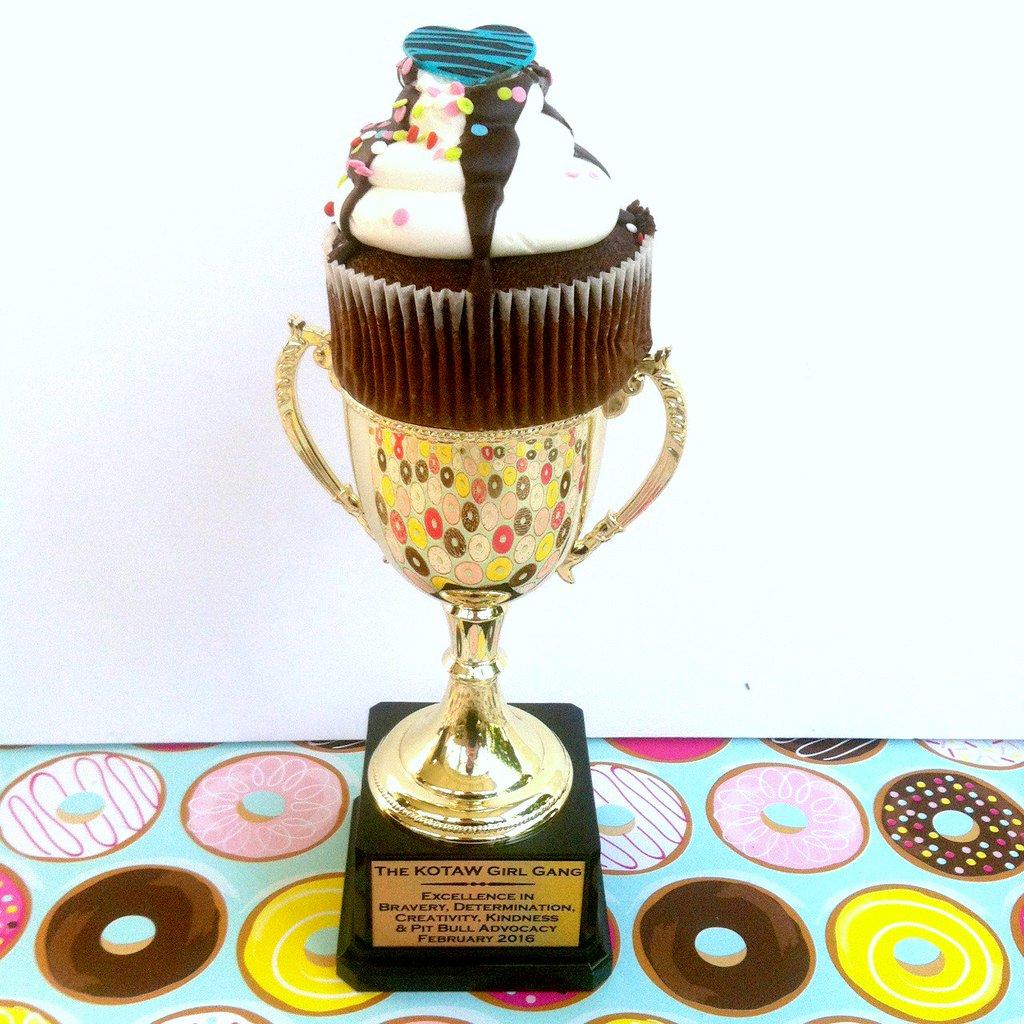 KOTAW Girl Gang trophy