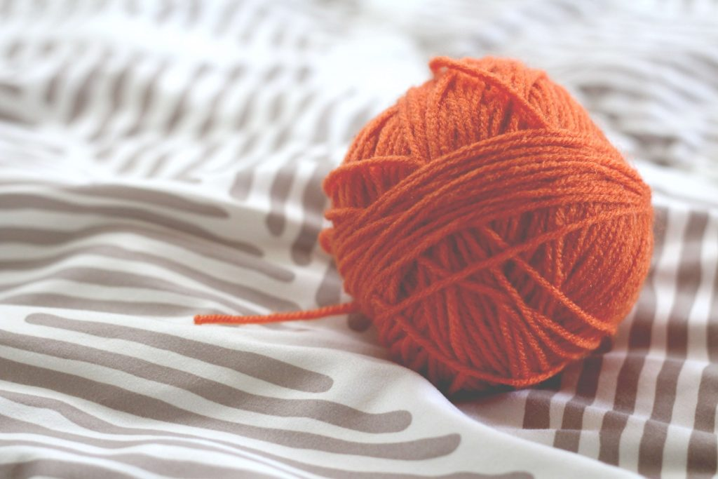 Knitting the world a better place