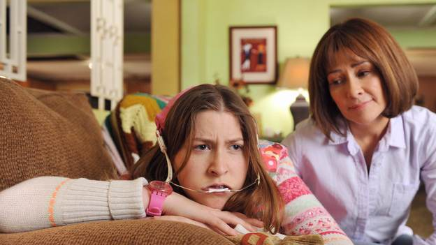 The Middle Sue Heck and Frankie Heck