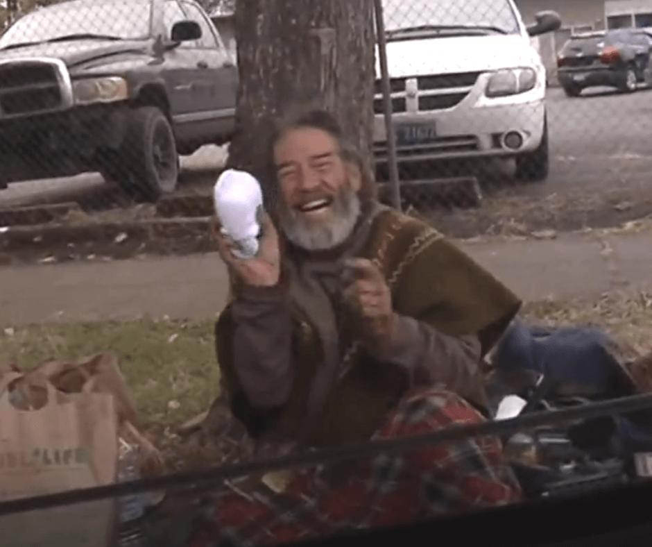 Sock_Lady_Homeless_Socks